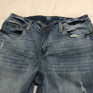 New Direction Crop Jeans two pair.
